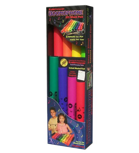 BoomWhackers Boom-o-phone set (Xylofoon)