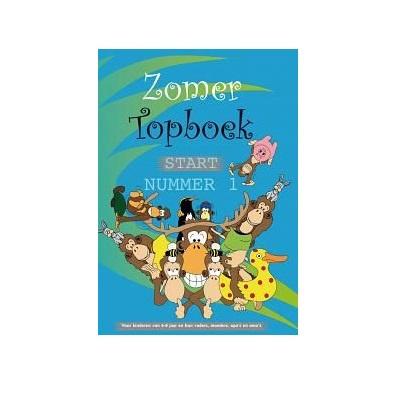 Zomer TOPboek - Start (groep 3) nummer 1