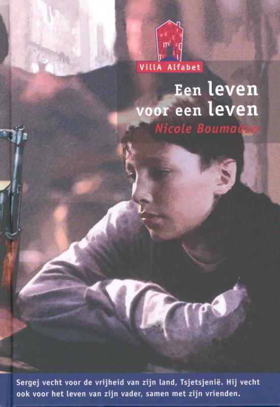 VillA Alfabet Rood (10-12 jaar) - Een leven voor een leven (AVI E7)