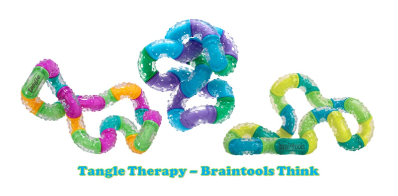 Tangle Therapy - Braintools think (de stille Tangle)