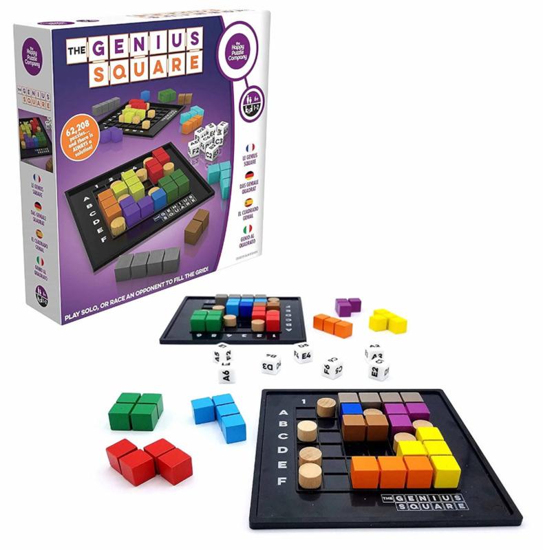 The Genius - Square