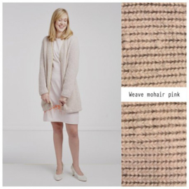 Wave mohair pink Stories without Endings