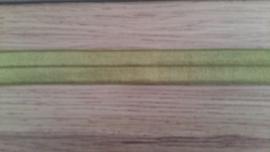 Elastische biais  olijfgroen