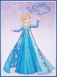 Diamond paint Frozen Ice Magic Elsa