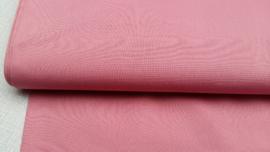 Roze polyester katoen