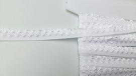 elastische kant wit