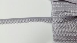 elastische kant grijs
