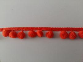 Pomponlint oranje