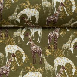 Giraffen kaki