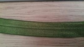 Elastische biais groen