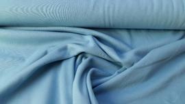 Interlock oud blauw