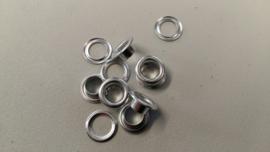 Ogen/nestels Aluminium 10 mm