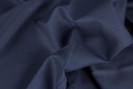uni katoen donker blauw