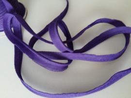 Paspel-lint katoen paars