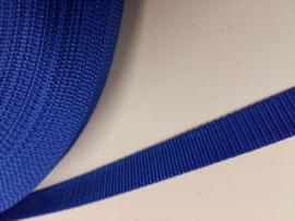 Tassenband nylon blauw