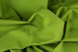 uni katoen groen