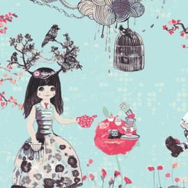 AGF Wonderland 'Wonderlandia Fondant'