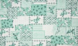 patchwork mint