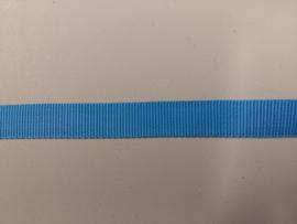Tassenband nylon licht blauw