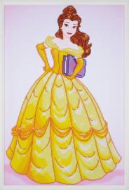 Diamond paint Belle