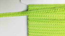 elastische kant groen