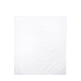 Meyco katoenen wieg laken uni wit