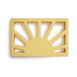 Sun Teether (Mutted yellow)