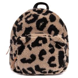 Rugzak teddy leopard