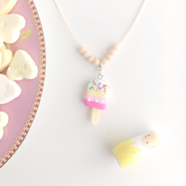 "Necklace candy ""Ijslollie"""