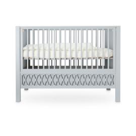 CamCam harlequin baby bedje grey