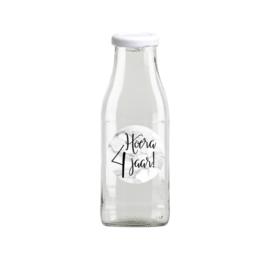 Melkfles marmer jarig