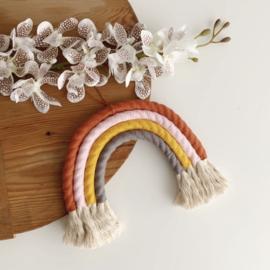 Rainbow wandhanger