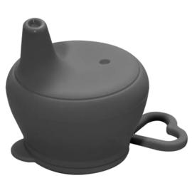 Sippy cup dark grey