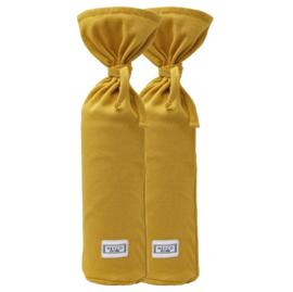 Kruikenzak basic jersey 2- pack (oker geel)