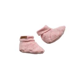 Babyslofjes Pink Melange