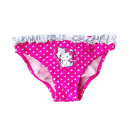 Hello Kitty neon pink zwembroek