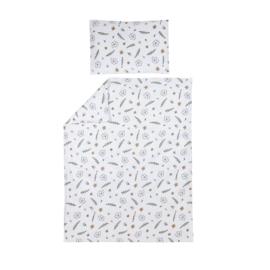 Dekbedovertrek Floral - 120X150CM