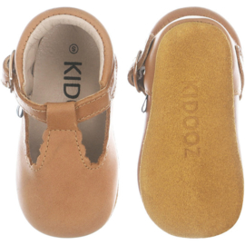 KIDOOZ Ibiza sandals wax brown