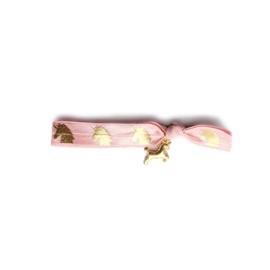 Unicorn elastische armband/haarelastiek