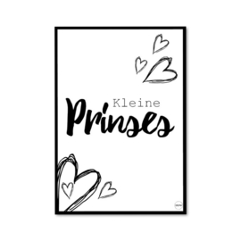 Prinses poster A3