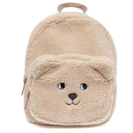 Rugzak teddy sand