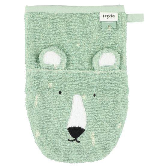 Washcloth - Mr. Polar Bear