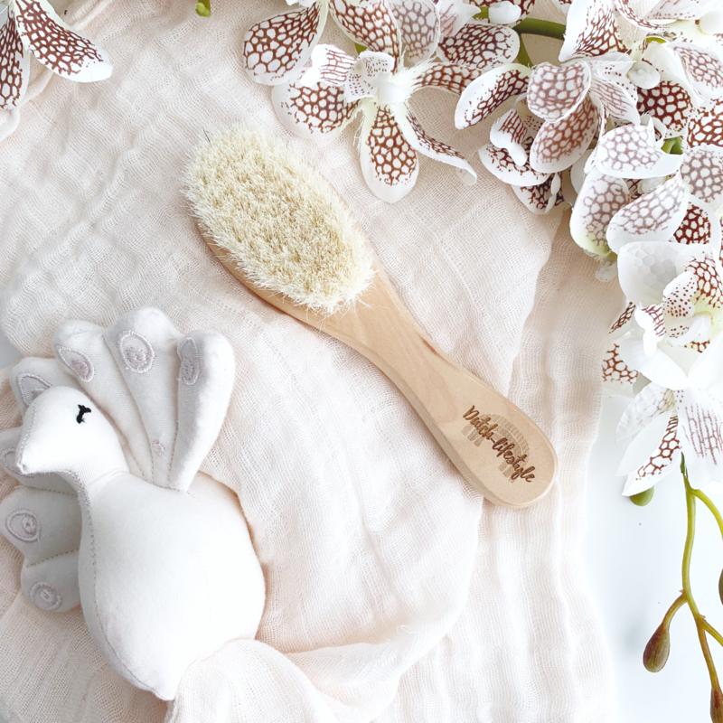 Baby hair brush