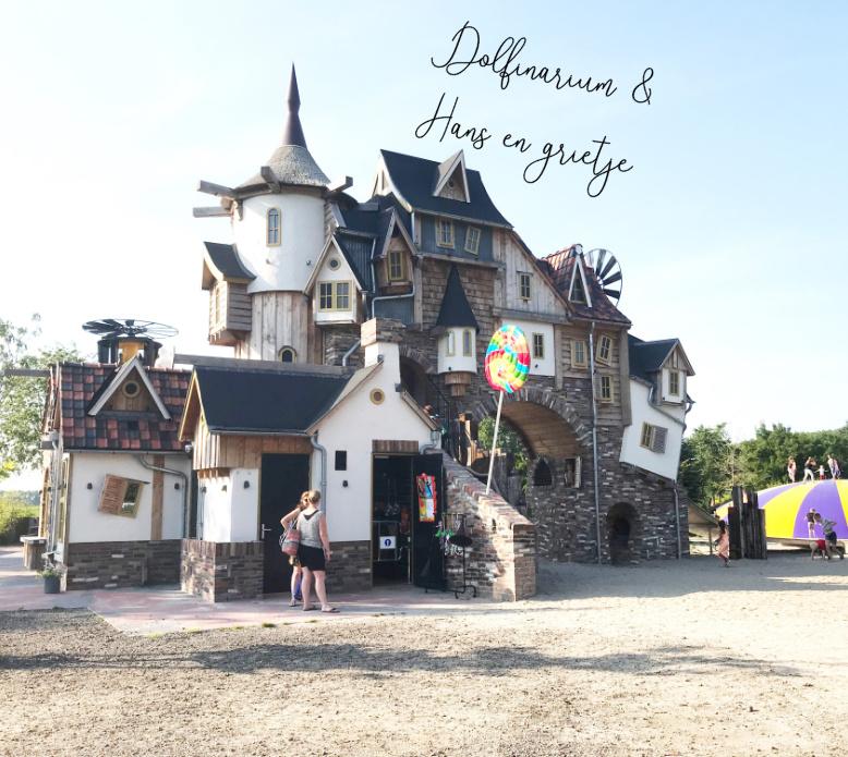 Een dagje weg! ....... Dolfinarium & pannenkoekenhuis Hans & Grietje