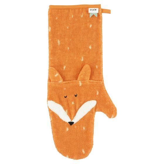 Wash mitt - Mr. Fox
