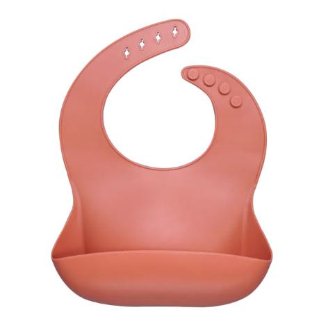Silicone slab dusty pink
