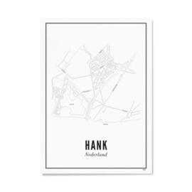 Wijck poster Hank - 30x40cm