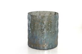 Waxinelichthouder - 10x8,5 cm