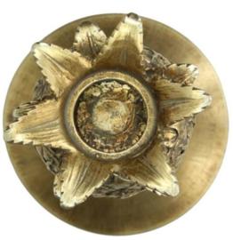 Kandelaar Ananas - goud