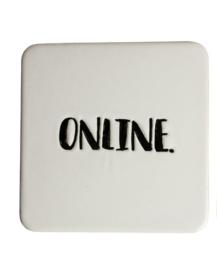 Onderzetter - Online